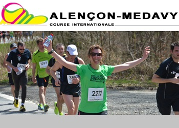 Course Alençon Médavy - 15 km (61 - Orne)