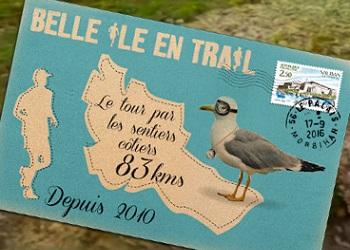 Belle Île en Trail