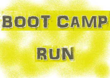 Boot Camp run Spring session