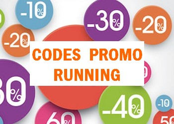 Codes Promo Running Réductions Course à pied