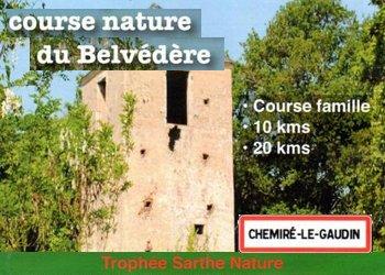 Course nature du Belvédère