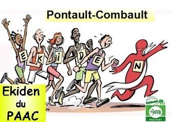 Ekiden du PAAC de Pontault-Combault (Seine et Marne)