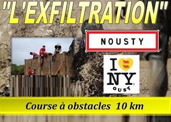 L'Exfiltration La Course