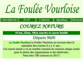 Foulée Vourloise, 10km et semi-marathon de Vourles (Rhône)