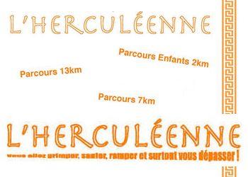 L'Herculéenne, course à obstacles (Sarthe)