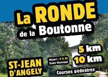 Ronde de la Boutonne, 5 et 10km (Charente Maritime)