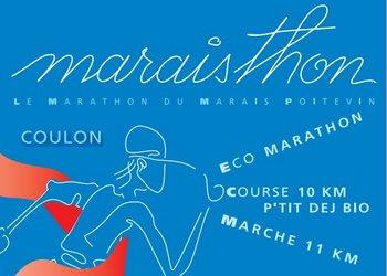 Marathon du Marais Poitevin et 10km