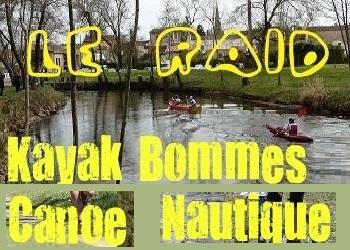 Raid de Bommes (Gironde)
