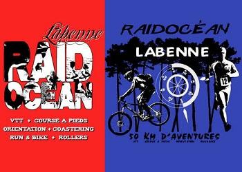 Raid Océan Labenne (Landes)