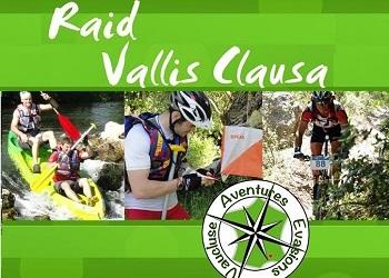 Raid Vallis Clausa, Fontaine de Vaucluse