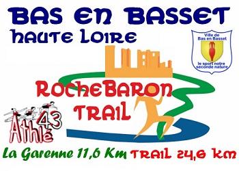 Rochebaron' Trail