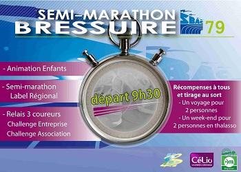 Semi-marathon de Bressuire (Deux Sèvres)