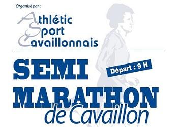 10 km et semi-marathon de Cavaillon