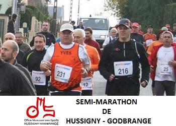 Semi-marathon de Hussigny Godbrange (Meurthe et Moselle)