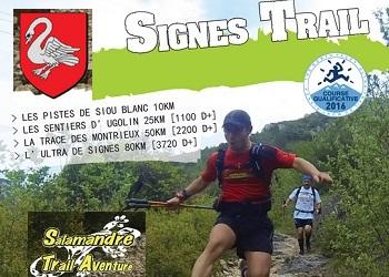 Trail de Signes
