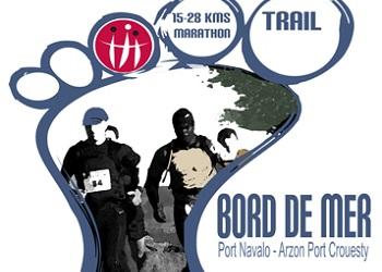 Trail du Bord de Mer - Arzon, Morbihan
