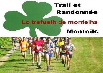 Trail de Monteils, Aveyron