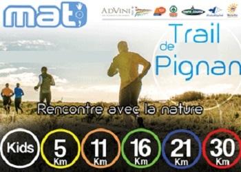 Trail de Pignan