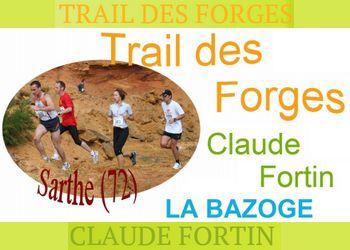 Trail des Forges