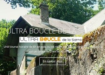 Ultra Boucle de La Sarra