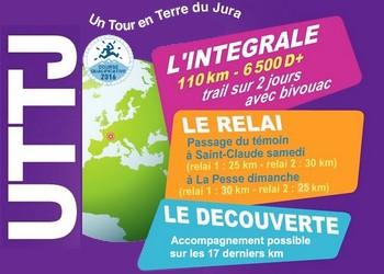 Trail Un Tour en Terre du Jura