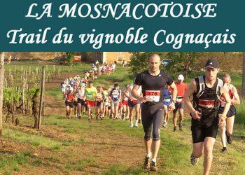 La Mosnacotoise, Trail du vignoble cognaçais