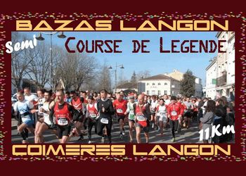 Photo de Semi-marathon Bazas – Langon 2021 (Gironde)