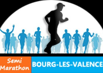 Semi-marathon de Bourg les Valence (Drôme)