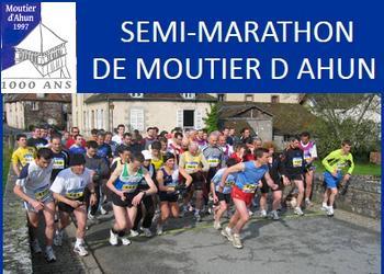 Semi-marathon de Moutier d'Ahun