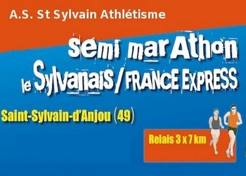Semi-marathon de Saint Sylvain d'Anjou (Maine et Loire)