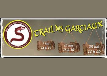 Trail des Garciaux