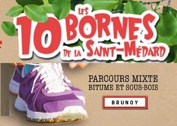10 Bornes de la Saint Médard