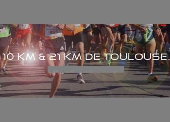 10 km et semi-marathon de Toulouse
