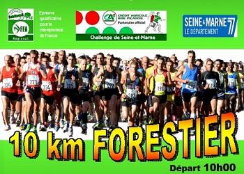10 km Forestier de Roissy-en-Brie