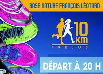 10 km de Fréjus
