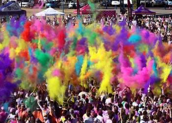 Calendrier des courses de couleurs