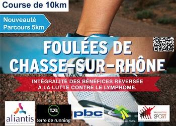 Foulées de Chasse sur Rhône