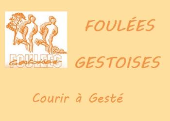 Photo de Foulées Gestoises 2021, Geste (Maine et Loire)