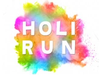 Holi Run, course des couleurs
