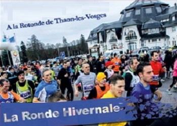 Ronde Hivernale de Thaon Les Vosges (10 km)