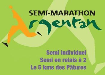 Semi-marathon d'Argentan (Orne)