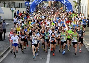Semi-marathon de Laval (Mayenne)