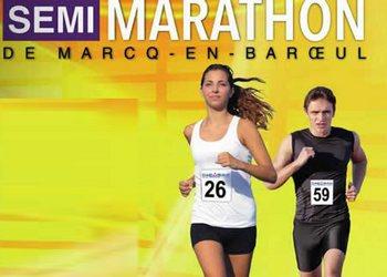 Semi-marathon de Marcq en Baroeul