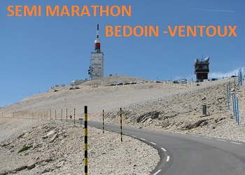 Semi-marathon du Ventoux