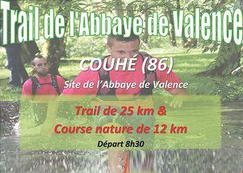 Trail de l'Abbaye de Valence