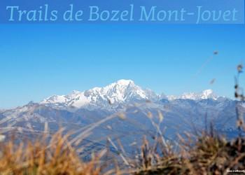 Trails de Bozel Mont-Jovet