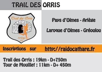 Trail des Orris