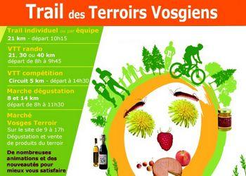 Photo de Trail des Terroirs Vosgiens 2020, Epinal (Vosges)