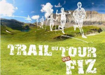 Trail du Tour des Fiz, Passy Mont Blanc (Haute Savoie)