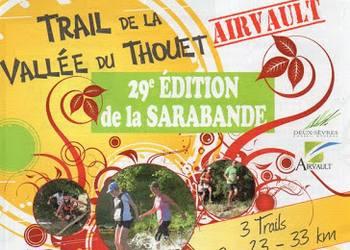 Trail de la Vallée du Thouet